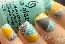 Polished / Favorite polishes, manicures, nail art / by Bella Storia