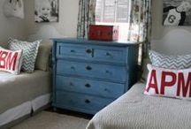 { Boys' Bedroom Inspiration }  / by Mary-Irene Marek