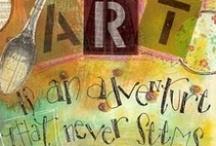 Art journal ideas / by Meredith Krugel