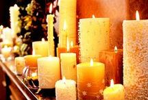 candle light / by Amy Jenkins