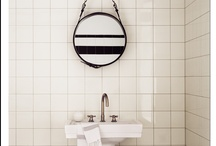 bathrooms / by Katty Schiebeck