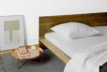 bedrooms / by Katty Schiebeck