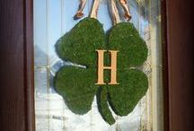 St. Patrick's Day Inspiration / by Joan Anne