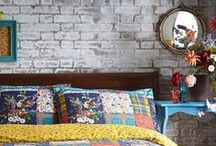 New Interior Trend: Chestnut / Start getting ready for crisp autumn evenings with our latest interior trend. Surround yourself with heritage designs, rich jewel tones and quirky homespun details. Get inspired and see our styling tips here: http://bit.ly/1oQU3UG / by BHS UK