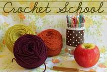 Crochet and Yarn Craft / So many patterns, so little time! / by Beverly Davis