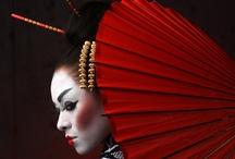 Asian Styles:  Geishas, Kimonos and Costume Art / by Monette McNaughton