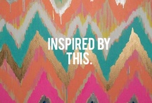 Created & Designed / graphic design and fine art that appeals to me / by Kendra Doherty