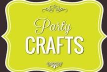 Party Crafts & DiY / by Paula Toruño