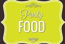 Party food / by Paula Toruño