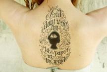 Tattoos / by Janie Martini