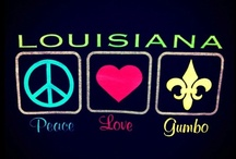 I LOVE NOLA / by Amanda Wilkins