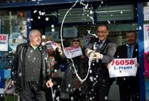 Lotería de Navidad 2012 / by El Periódico de Catalunya