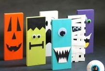 Halloween Crafts/Costumes/Activities / by Amber {Dessert Now, Dinner Later!}