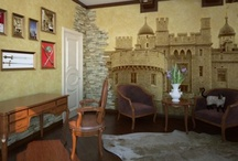 Attic Castle Room / by Teresa Townsell