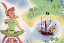 Garden-Peter Pan Garden / by Teresa Townsell