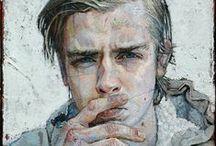 Paintings / by Malgorzata Moore