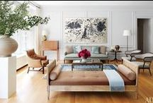 Living Rooms  / by DesignShuffle.com