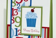 A Birthday Cards / by Beverley Berthold
