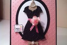 A Dress Cards / by Beverley Berthold