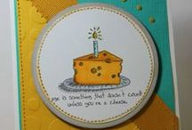A Giggle Greetings Cards / by Beverley Berthold