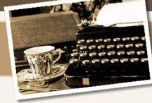 Writing / by Dottie Escobedo-Frank