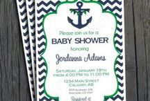 Baby Showers / by Christina J