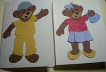 A Build a Bear Cards / by Beverley Berthold