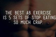 Eat Clean n Train Dirty! / by Beccables