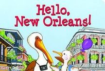 New Orleans Books & Authors / by New Orleans