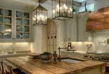 Interior Design my way-Kitchen / by Christa Jean Morin / Refined Style