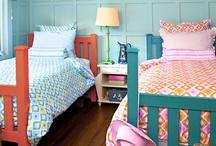 i love kids bedrooms / by retro mummy