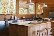 Kitchen / by Stephanie Smith
