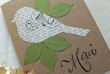 Paper Crafts / by Bonna Shook