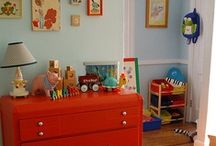 Nursery Ideas / by Janey Benevides