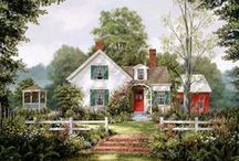 Dream Home / by Janey Benevides