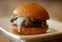 Burger Recipes / by Sunset Magazine