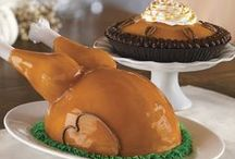 2013 Holiday Cakes / by Baskin-Robbins