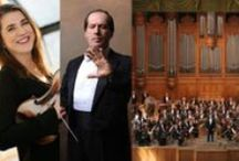 Moscow State Symphony Orchestra / Pavel Kogan, conductor; Nadja Salerno-Sonnenberg, violin / by StateTheatre NJ