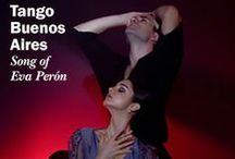 Song of Eva Perón / by StateTheatre NJ