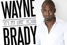 Wayne Brady / by StateTheatre NJ