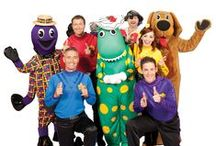 The Wiggles / by StateTheatre NJ