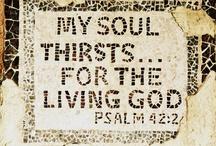 !-Faith in my Father's Word / Scripture,inspiration,ideas,my life & walk. / by Elizabeth Mann