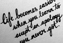 Wise sayings. / by Emily Eastburn