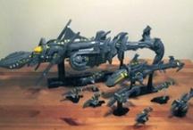 LEGO Sci-Fi / by Mike Rayhawk