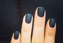 Girly Stuff • Nails / My secret indulgence, guilty pleasure / by Rebekah Siedschlag