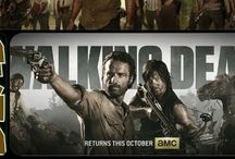 TWD / Hate zombies but LOVE this show!!! / by Elizabeth Mann