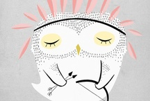 ☂ Graphics & illustrations / by Kimberly Espenhout
