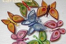 Quilling / by Designs By Dawn Rene