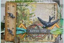 Scrapbook - Albums / by Designs By Dawn Rene