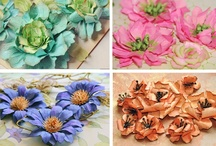Flowers & Bows / by Designs By Dawn Rene